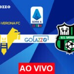 Veja onde assistir Hellas Verona x Sassuolo AO VIVO pelo campeonato italiano; escalações