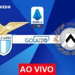 Veja onde assistir Lazio x Udinese AO VIVO pelo campeonato italiano; escalações