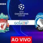 Veja onde assistir Liverpool x Atalanta AO VIVO pela Champions League; escalações