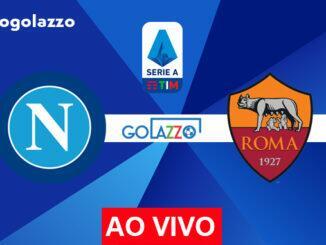assistir napoli x roma ao vivo pelo campeonato italiano