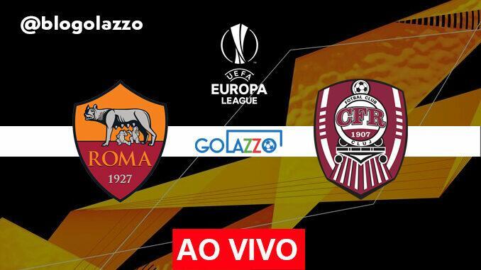 assistir roma x cluj ao vivo pela europa league