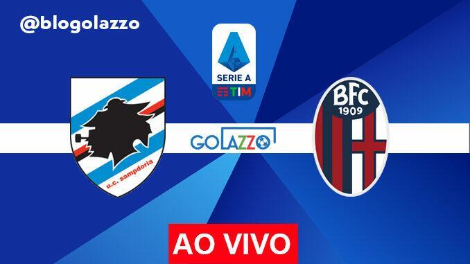 assistir sampdoria x bologna ao vivo campeonato italiano