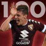 Belotti chega a 100 gols, mas Torino perde no campeonato italiano