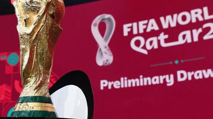 Eliminatórias Copa do Mundo 2022 Europa