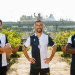 Nova camisa da Sampdoria celebra 120 anos de fundador; fotos