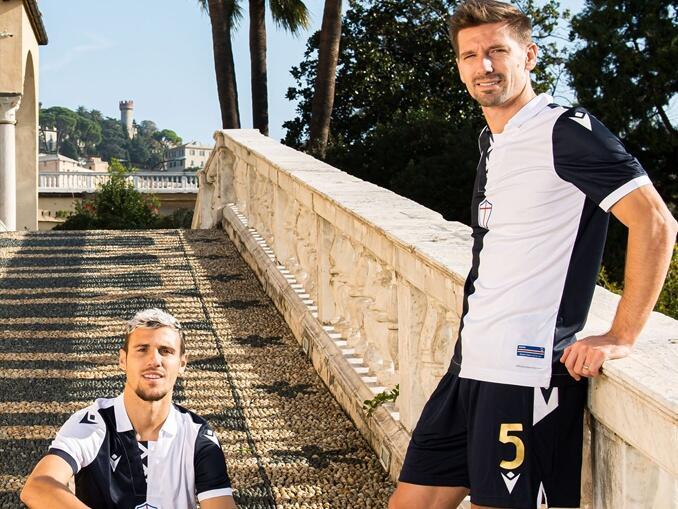 Nova camisa da Sampdoria - 120 anos Andre Doria___