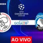 Saiba onde assistir Ajax x Atalanta AO VIVO pela Champions League na TV e Facebook; escalações