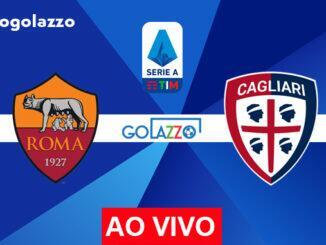 assistir roma x cagliari ao vivo pelo campeonato italiano