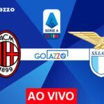 Milan x Lazio nesta quarta pelo campeonato italiano; onde assistir e escalações