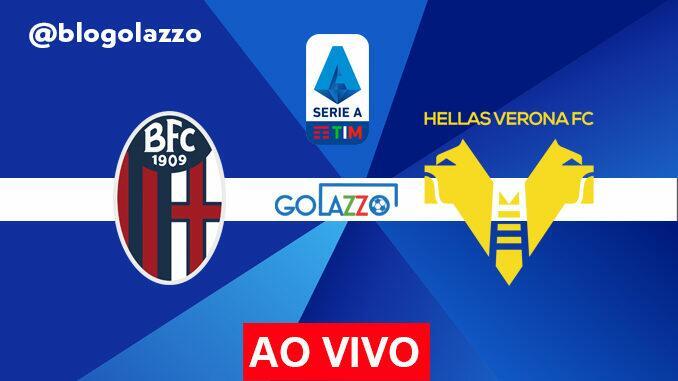 assistir bologna x hellas verona ao vivo pelo campeonato italiano