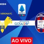 Veja onde assistir Hellas Verona x Crotone pelo campeonato italiano; escalações