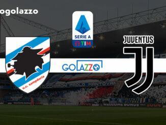 assistir sampdoria x juventus pelo campeonato italiano