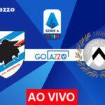 Veja onde assistir Sampdoria x Udinese pelo campeonato italiano; escalações