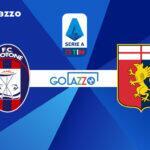 Crotone x Genoa pelo campeonato italiano: onde assistir, escalações e retrospecto