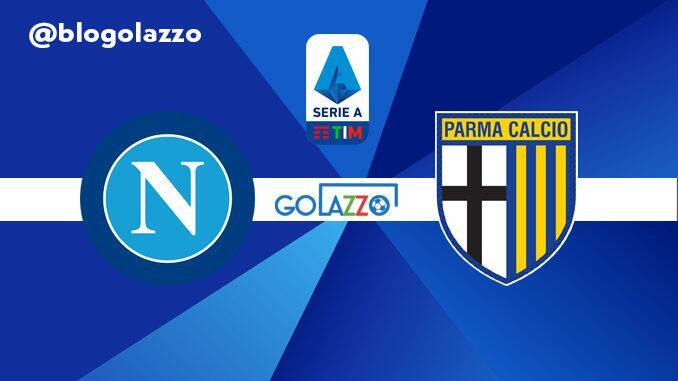 napoli x parma campeonato italiano onde assistir