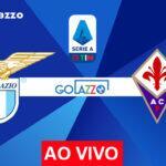 Veja onde assistir Lazio x Fiorentina AO VIVO pelo campeonato italiano; escalações