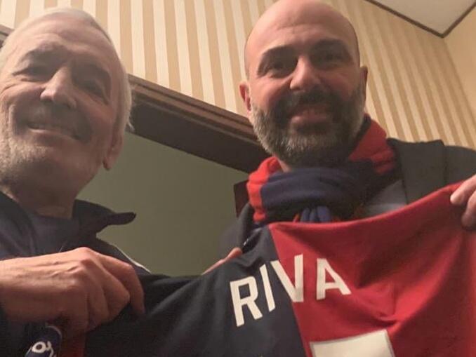 Maiores artilheiros seleção italiana - Gigi Riva