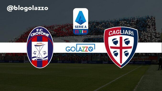 assistir Crotone x Cagliari ao vivo campeonato italiano