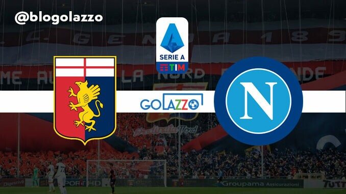 assistir genoa x napoli ao vivo pelo campeonato italiano
