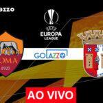 Roma x Braga pela Europa League: onde assistir e escalações