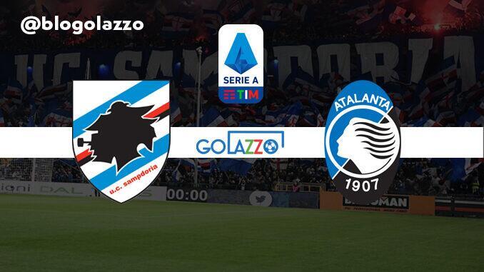 assistir sampdoria x atalanta ao vivo campeonato italiano