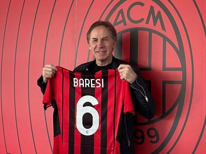 Maiores jogadores do Milan - Franco Baresi
