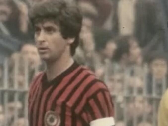 Maiores jogadores do Milan - Gianni Rivera