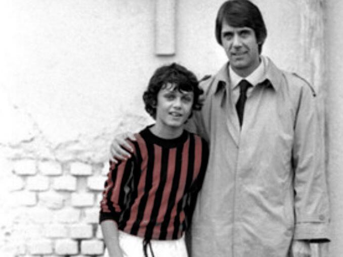 Maiores jogadores do Milan - Paolo Maldini