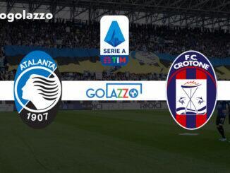 assistir atalanta x crotone ao vivo campeonato italiano