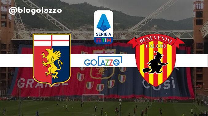 assistir genoa x benevento ao vivo campeonato italiano