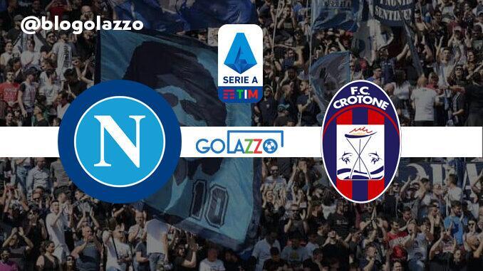 assistir napoli x crotone ao vivo campeonato italiano