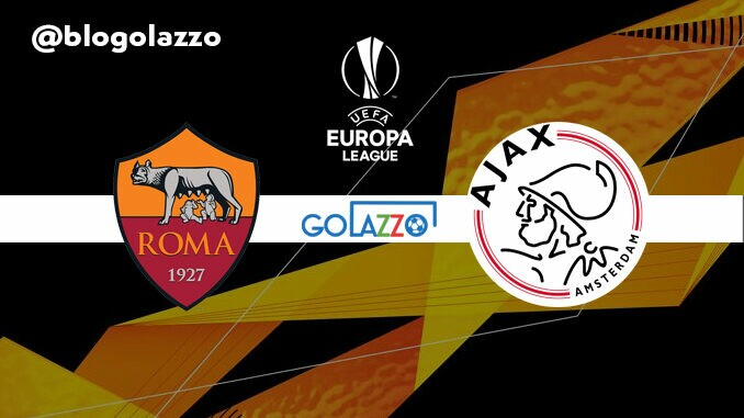 assistir roma x ajax ao vivo europa league