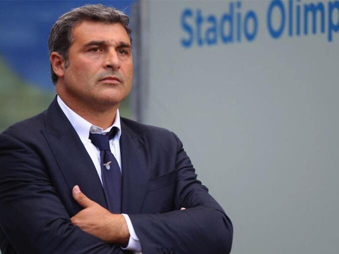 Derby Della Capitale - Jogadores Roma e Lazio - Angelo Peruzzi