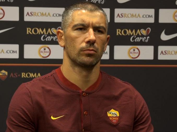 Derby Della Capitale - Jogadores Roma e Lazio - Kolarov