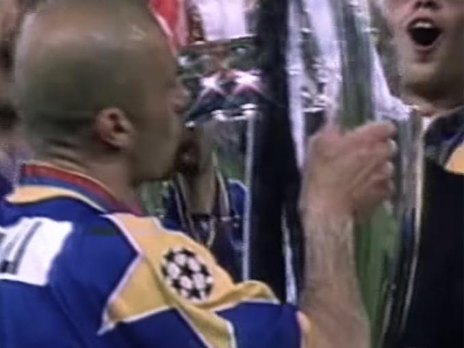 Títulos da Juventus - títulos da Champiions League