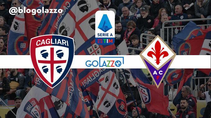 Guarda in diretta la partita del Cagliari contro la Fiorentina, il campionato italiano