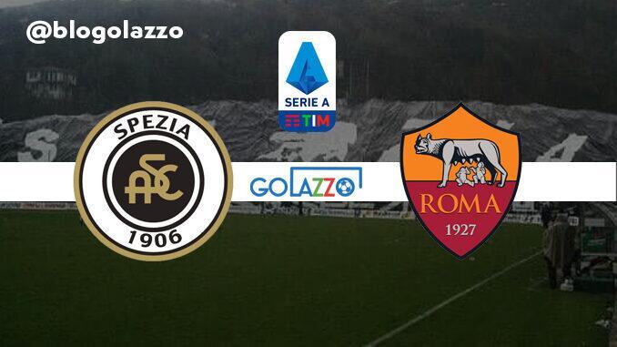 assistir spezia roma ao vivo campeonato italiano