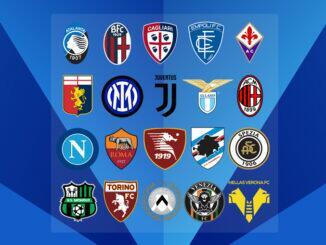 times do campeonato italiano 2021-2022