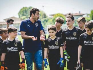 Buffon Academy escola de futebol para goleiros