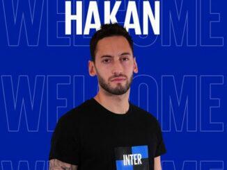 Çalhanoglu na Inter