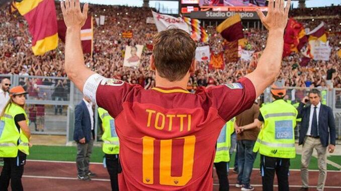 Maiores jogadores da Roma