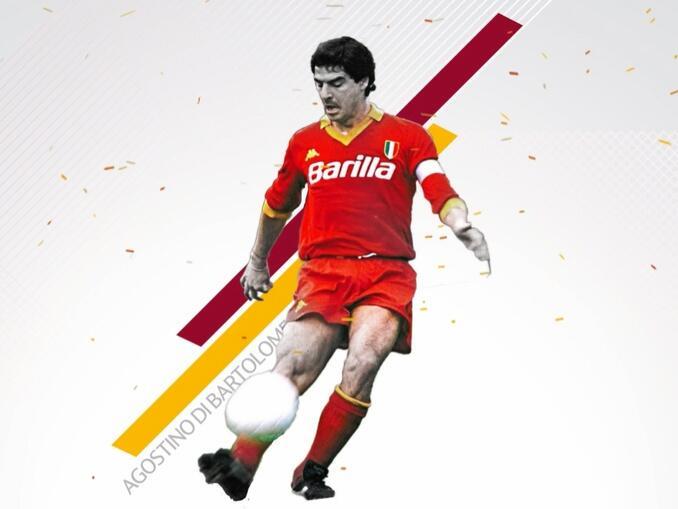 Maiores jogadores da Roma - Agostino Di Bartolomei