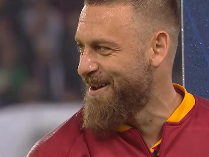 Maiores jogadores da Roma - Daniele De Rossi