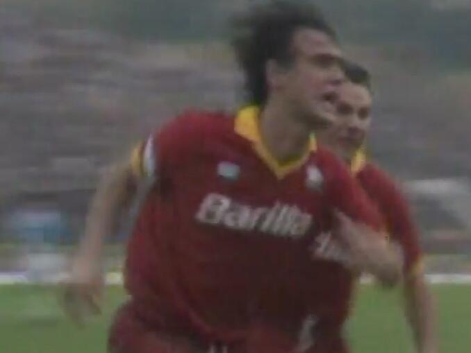 Maiores jogadores da Roma - Giuseppe Giannini