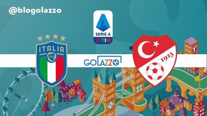 assistir itália x turquia ao vivo eurocopa