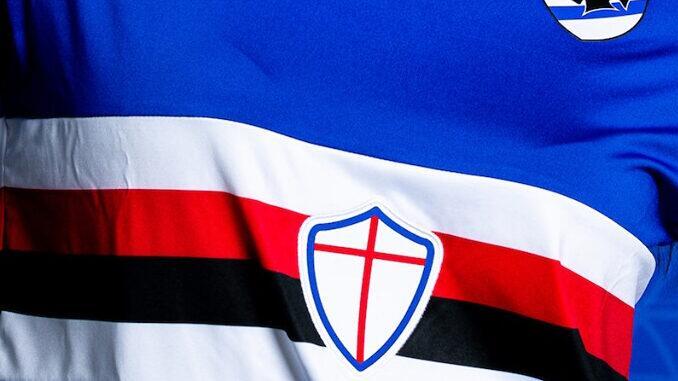 Camisa Sampdoria 2021-2022