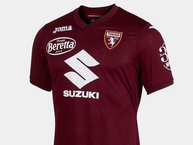 Camisa Torino -- 2021-2022