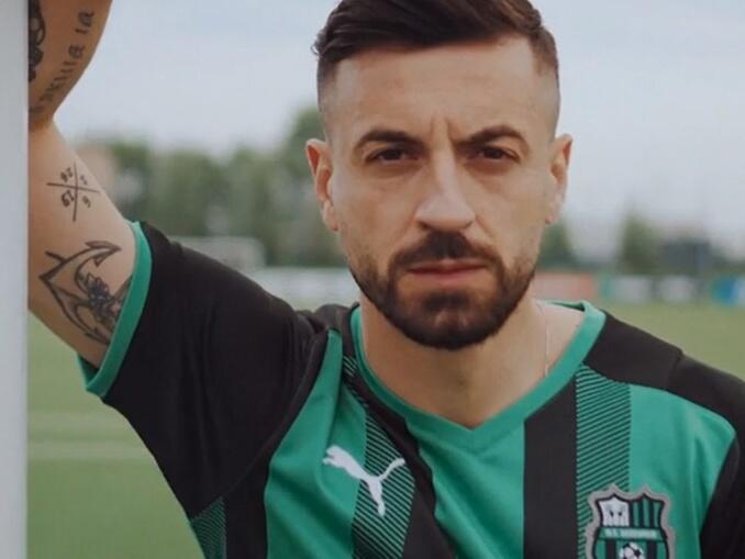 Camisa sassuolo - 2021-2022