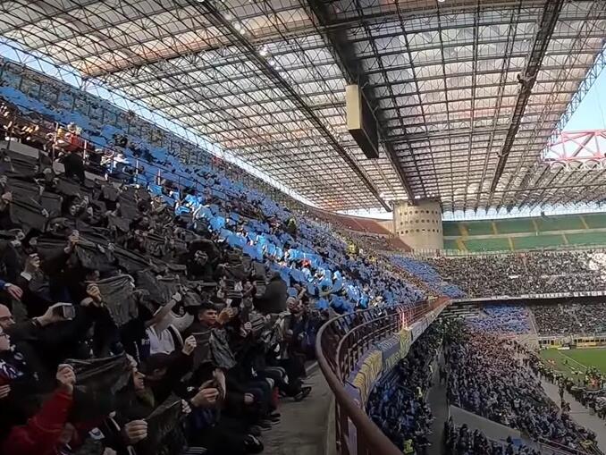 Maiores torcidas do campeonato italiano - Inter