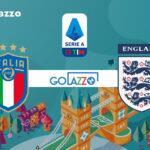 Itália x Inglaterra pela final da Eurocopa: onde assistir e escalações